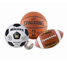 Мячи для командных игр