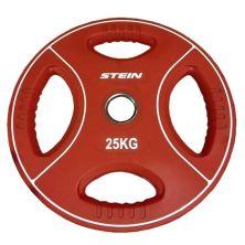 Диск для штанги Stein Полиуретановый 25 кг (DB6092-25)