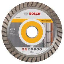 Круг отрезной BOSCH Standard for Universal Turbo 125-22.23 (2.608.602.394)