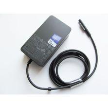 Блок питания для планшета Microsoft 60W 15В, 4А, разъем special + USB (model 1706 / A40234)