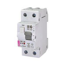 Автоматический выключатель ETI KZS-2M B 16/0,03 тип AC (10kA)