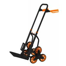 Тележка грузовая Neo Tools для транспортировки по степенькам, складний, до 150 кг. (84-402)