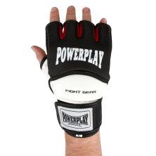 Перчатки для MMA PowerPlay 3075 S Black/White (PP_3075_S_Bl/White)