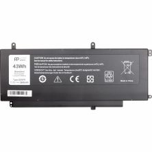 Аккумулятор для ноутбука DELL Inspiron 15 7547 (D2VF9) 11.1V 3840mAh PowerPlant (NB441112)