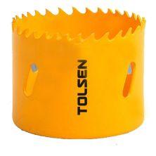 Коронка Tolsen биметаллическая 52 мм (75752)