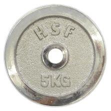 Диск для штанги HSF 5 кг (DBC 102-5)
