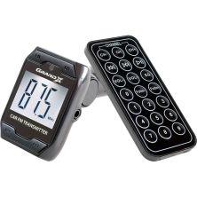 FM модулятор Grand-X CUFM71GRX black SD/USB (CUFM71GRX)