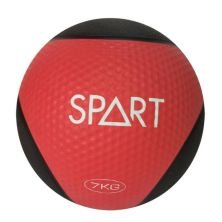 Медбол Spart 7 кг Red/Black (CD8037-7)