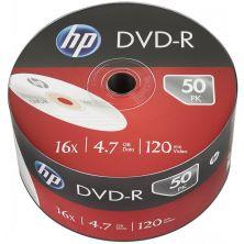 Диск DVD HP DVD-R 4.7GB 16X 50шт (69303/DME00070-3)
