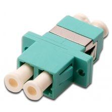 Адаптер DIGITUS LC/ LC Duplex Multimode, керам. сердечник (DN-96009-1)