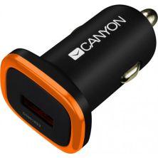 Зарядное устройство CANYON Universal 1xUSB car adapter (CNE-CCA01B)