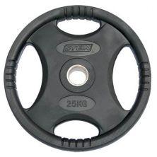 Диск для штанги Stein Обрезиненный 25 кг (DB6061-25)