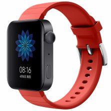Ремешок для смарт-часов BeCover Silicone для Xiaomi Mi Watch Orange (704516)