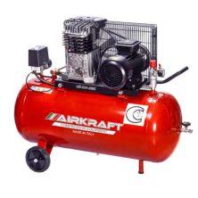 Компрессор Airkraft 100 л, 360л/мин, 220В, 2,2кВт (AK100-360M-220-ITALY)
