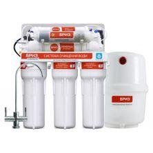 Система фильтрации воды обратного осмоса Бриз ГАРАНТ МП-Оптима (BRF0464)