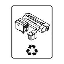 Корпус картриджа HP CF283A (C_VIRGIN_HP83A)
