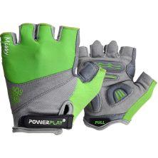 Велоперчатки PowerPlay Women 5277 Green XS (5277D_XS_Green)