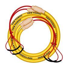 Инерционная резина Inertia Wave DUO Neon Yellow (FMFCIWDUOFLOY)