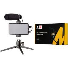 Микрофон 2E Maono MM011 Vlog KIT 3.5mm (2E-MM011)