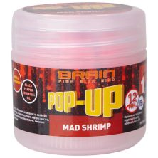 Бойл Brain fishing Pop-Up F1 Mad Shrimp (креветка/специи) 12mm 15g (1858.02.60)