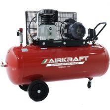 Компрессор Airkraft 300 л ременной 800л/мин, 380В, 5,5 кВт (AK300-800-380)
