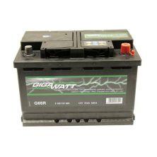 Аккумулятор автомобильный GIGAWATT 70А (0185757009)