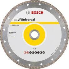 Круг отрезной BOSCH ECO Universal Turbo 230-22.23 (2.608.615.039)