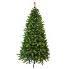 Искусственная елка Triumph Tree Empress с шишками зеленая 2,30 м (756770732008)