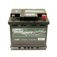 Аккумулятор автомобильный GIGAWATT 45А (0185754512)