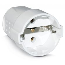 Розетка бытовая SVEN SE-2202 white (4895134781880)