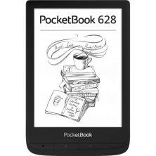 Электронная книга PocketBook 628 Touch Lux5 Ink Black (PB628-P-CIS)