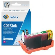 Картридж G&G HP No.920XL OJ6000/6500/7000/7500 magenta (G&G-CD973AE)