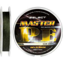 Шнур Select Master PE 150m 0.24мм 29кг (1870.01.78)