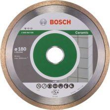 Круг отрезной BOSCH Standard for Ceramic 180-25.4 (2.608.602.536)