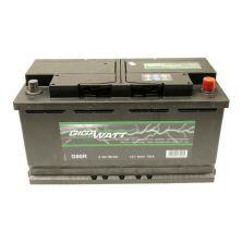 Аккумулятор автомобильный GIGAWATT 90А (0185759022)