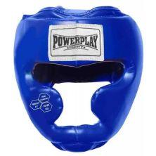 Боксерский шлем PowerPlay 3043 XL Blue (PP_3043_XL_Blue)