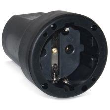 Розетка бытовая SVEN SE-2210 black (4895134781903)