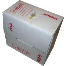 Кабель сетевой Molex UTP 305м (39-504-PS)