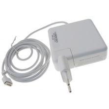 Блок питания к ноутбуку PowerPlant APPLE 220V, 16.5V 60W 3.65A (Magnet tip) (AP60KMAG)