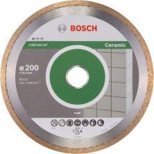 Круг отрезной BOSCH Standard for Ceramic 200-25.4 (2.608.602.537)