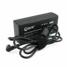 Блок питания к ноутбуку EXTRADIGITAL Sony 16V, 4A, 64W (6.0x4.4) (PSS3844)