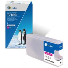 Картридж G&G Epson WF-5110/WF-5620 magenta XXL 4K (G&G-C13T789340)