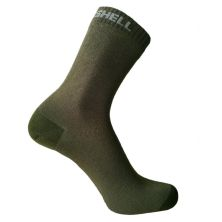 Водонепроницаемые носки Dexshell Ultra Thin Crew OG Socks S Swamp Green (DS683OGS)