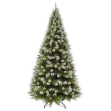 Искусственная сосна Triumph Tree зеленая с эффектом иния, 2,60 м (8718861280371)
