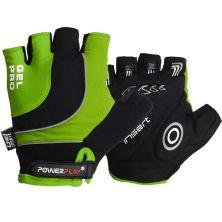 Велоперчатки PowerPlay 5015 Green M (5015B_M_Green)