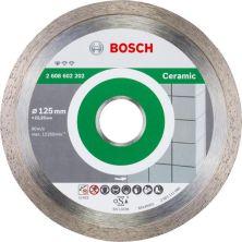 Круг отрезной BOSCH Standard for Ceramic 125-22.2 (2.608.602.202)