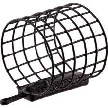 Кормушка Brain fishing фидерная крашенная (ц.:черный) 120 гр (1858.20.23)