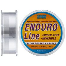 Леска Brain fishing Enduro 50 m 0,082 mm #0.25, 0.54 kg, 1.2 lb, ц.: smoke (1858.70.06)